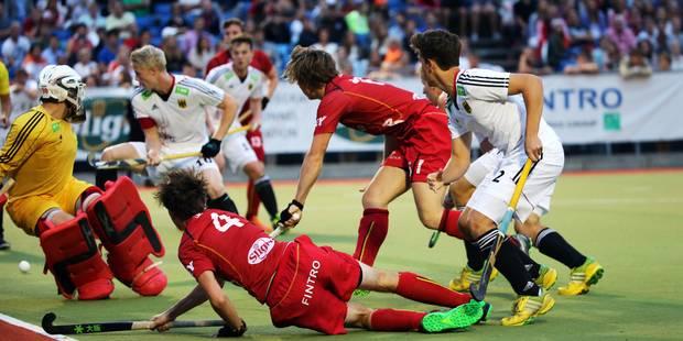 Euro juniors: Pas de finale pour la Belgique - La Libre