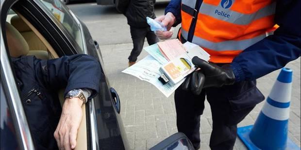 Contrôle de conduite sous influence à Bruxelles: 20 permis retirés - La Libre