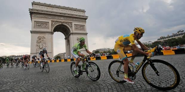 Vincenzo Nibali remporte la 101e édition du Tour de France - La Libre
