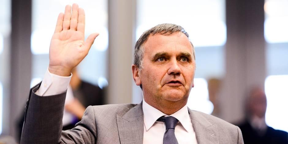 """Survol de Bruxelles: Cerexhe dénonce la """"dépantalonnade"""" du MR"""