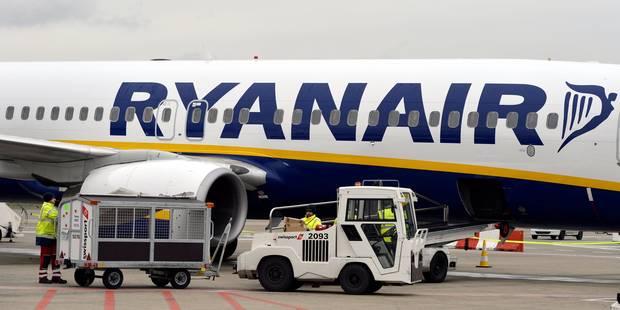 Ryanair affiche des prix moins chers pour les Flamands - La Libre