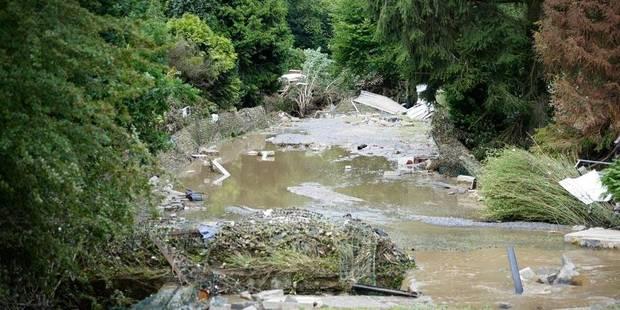 Inondations: Une vingtaine de personnes hébergées par la Croix-Rouge - La Libre