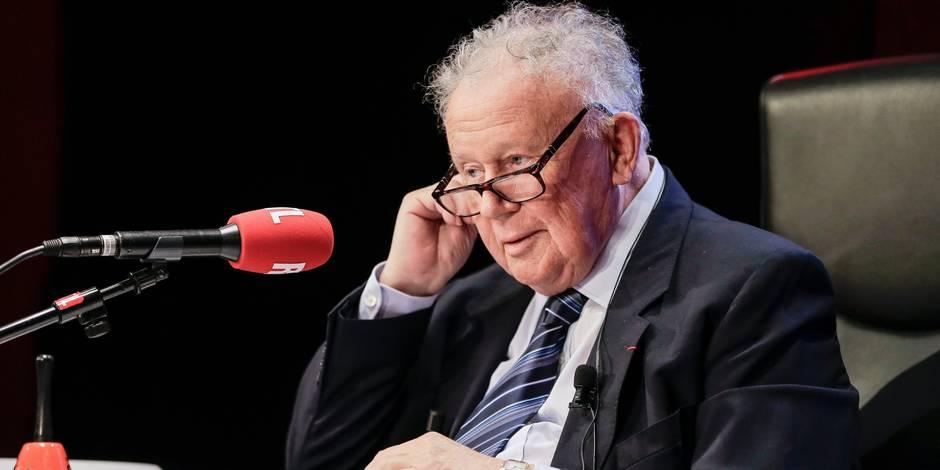 Philippe Bouvard reste sur RTL... Belgique!