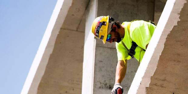 La Confédération Construction demande le retour de la semaine des 40 heures - La Libre