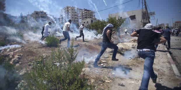 Gaza: le cessez-le-feu vole en éclats - La Libre