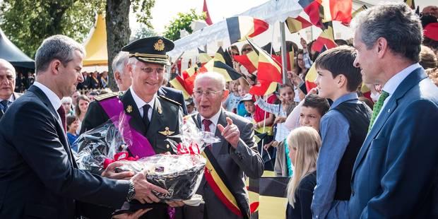Commémorations 14-18: un hommage rendu au cavalier Fonck - La Libre