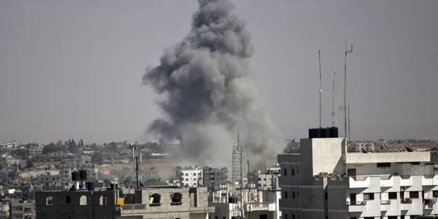 """L'UE demande l'arrêt du """"bain de sang à Gaza"""" - La Libre"""