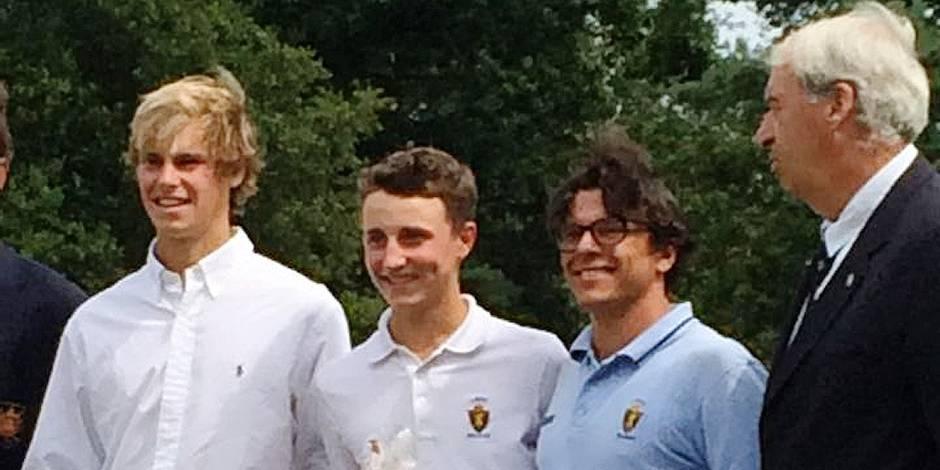 Hesbois et De Roey champions de Belgique