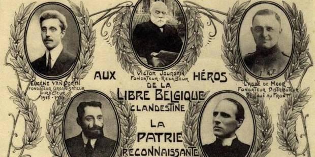 """""""La Libre"""": Une aventure humaine qui eut ses martyrs - La Libre"""