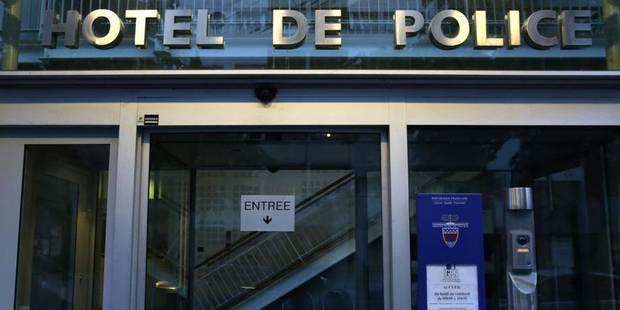 Disparition de cocaïne au siège de la police parisienne: Le policier arrêté nie - La Libre