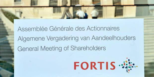 FortisEffect demande à Ageas de ne pas verser de dividendes - La Libre