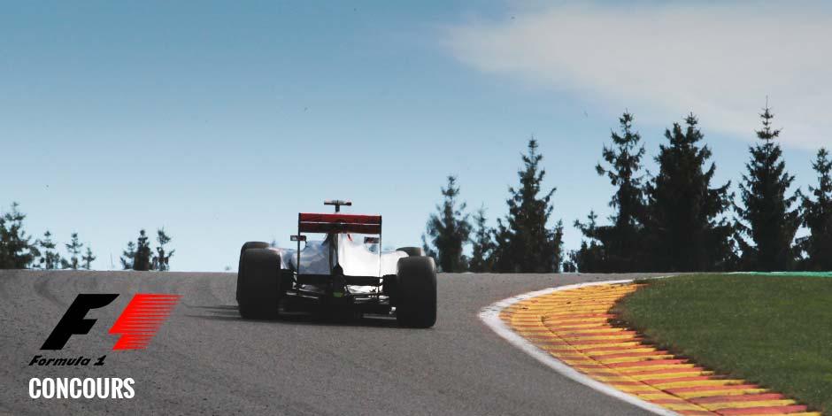 Grand Prix F1 Spa: gagnez vos invitations VIP pour les essais libres - La Libre