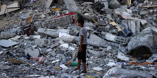 Journée cruciale pour le cessez-le-feu dans la bande de Gaza - La Libre