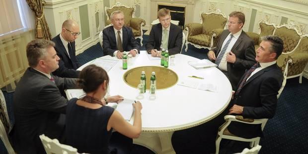 L'Otan met fin à sa coopération avec la Russie - La Libre