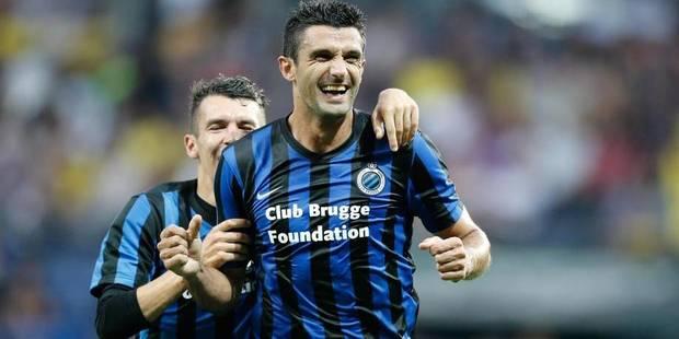Le FC Bruges poursuit son parcours européen (0-2) - La Libre