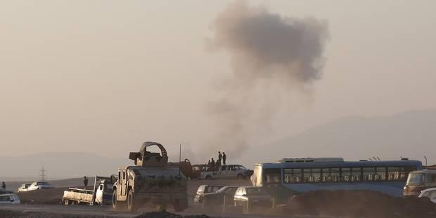 Les Etats-Unis bombardent des positions jihadistes en Irak - La Libre