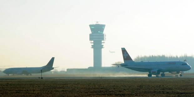 Un passeur de drogue, le ventre plein, interpellé à Brussels Airport - La Libre