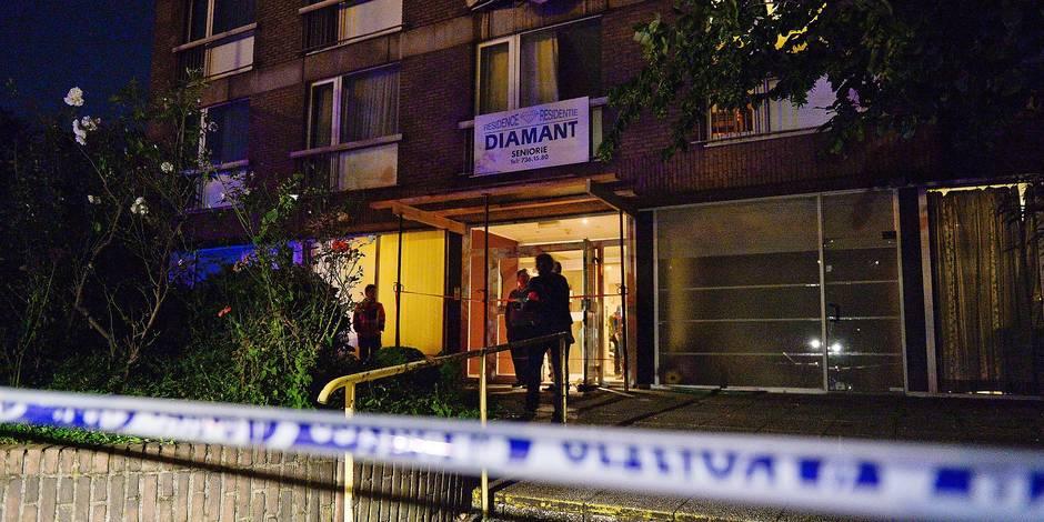 Bruxelles - Schaerbeek: explosion dans la résidence Diamant chambre 207 - une personne décédée