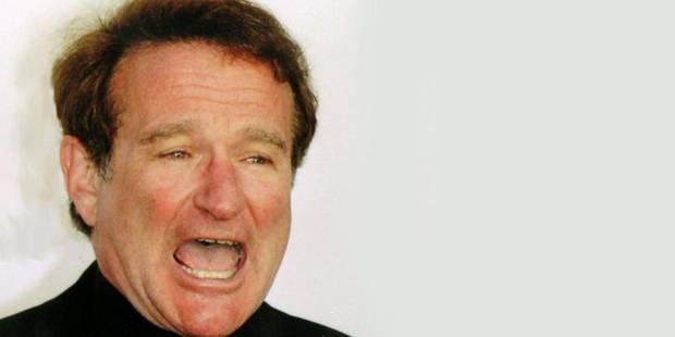 RTBF et RTL rendent hommage, à leur manière, à Robin Williams - La Libre