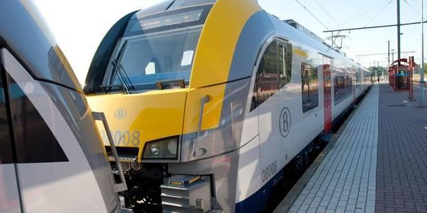 Les nouveaux trains Desiro, pas fiables? - La Libre