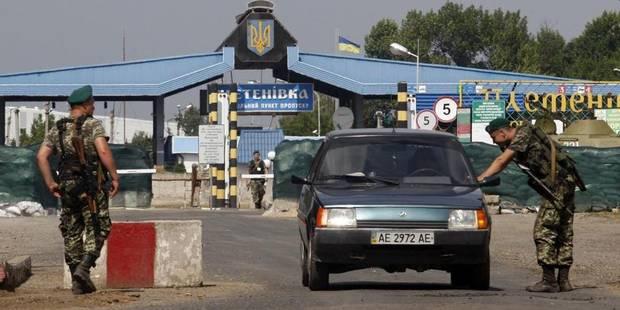 L'Ukraine prête à accepter le convoi humanitaire russe... sous certaines conditions - La Libre