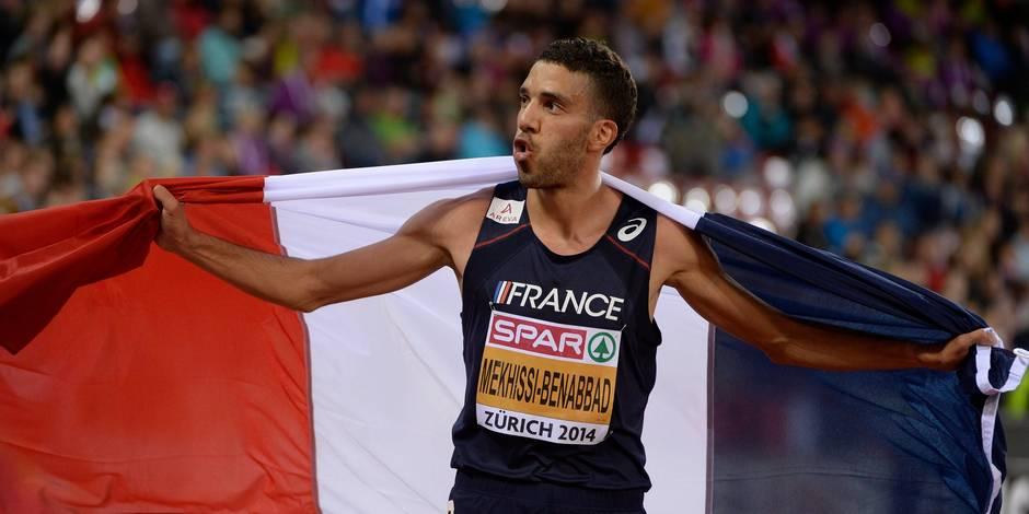 Comment le Français Mekhissi a perdu sa médaille d'or