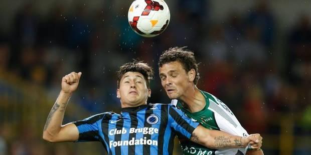 Le FC Bruges patine face au Cercle (1-1) - La Libre