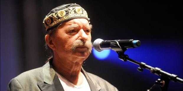 Le chanteur Pierre Vassiliu est décédé à 76 ans - La Libre