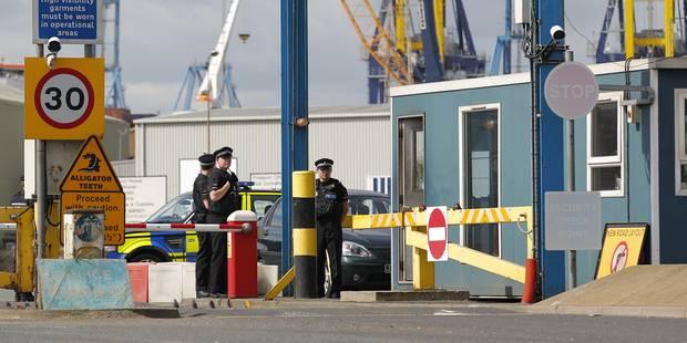 Les clandestins sortis d'un conteneur venant de Zeebrugge sont des Sikhs d'Afghanistan - La Libre