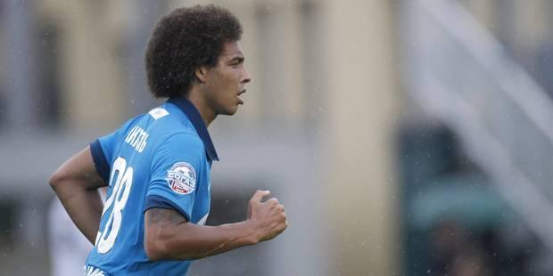 Axel Witsel suspendu face au Standard - La Libre