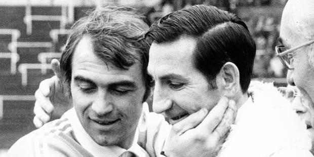 """Jean Nicolay : """"J'étais fou mais j'aimais cela"""" - La Libre"""