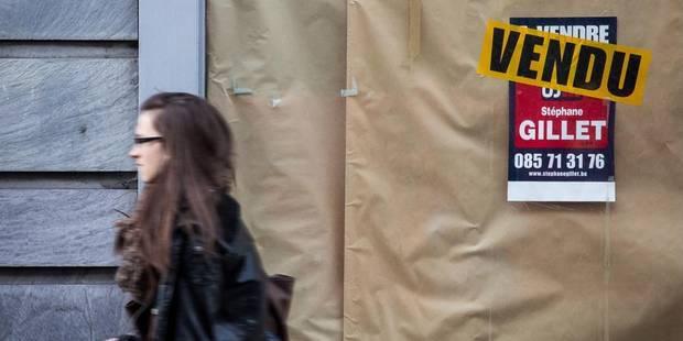 Immobilier: stagnation du prix des maisons mais hausse pour les appartements - La Libre