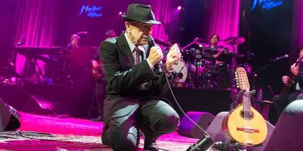 Leonard Cohen sort un nouvel album pour ses 80 ans - La Libre