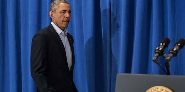 """Obama: l'Etat islamique, véritable """"cancer"""", """"n'a pas sa place au XXIe siècle"""" - La Libre"""