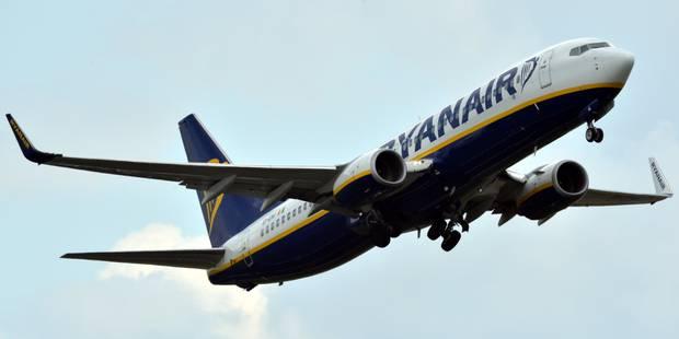 Ryanair assurera trois liaisons quotidiennes entre Zaventem et Dublin dès octobre - La Libre