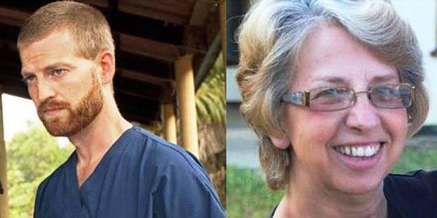 Ebola: deux Américains soignés aux Etats-Unis totalement guéris - La Libre