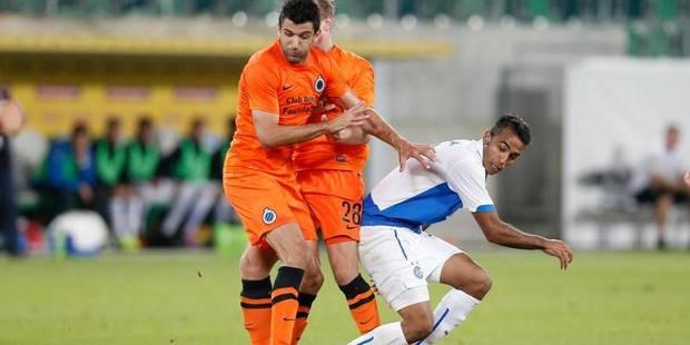 Europa League: bonne opération pour Bruges et Lokeren - La Libre