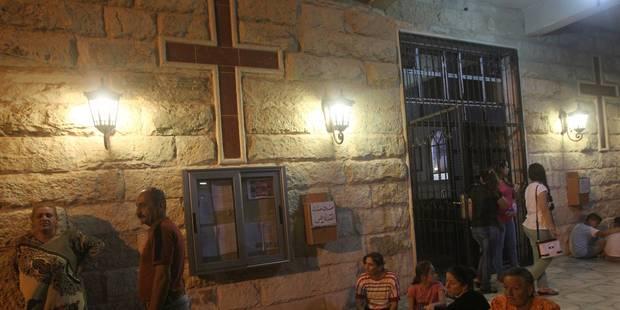 Que faire face à l'élimination des chrétiens? - La Libre