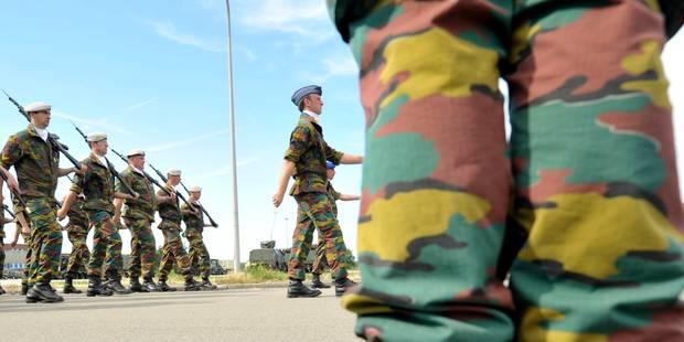 Quatre militaires belges blessés au Mali - La Libre