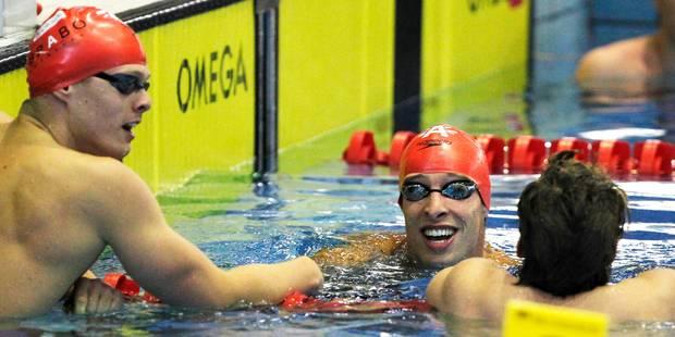 Une médaille belge à l'Euro de natation - La Libre
