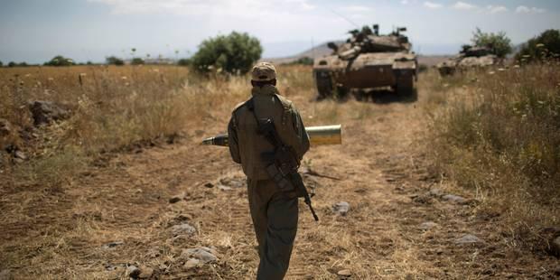 Israël sous les feux de Gaza, de la Syrie et du Liban - La Libre
