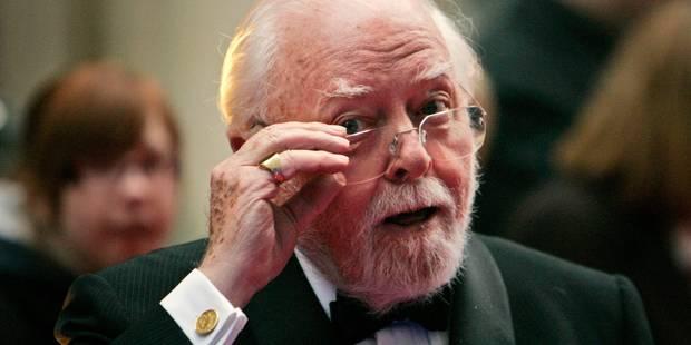 Le réalisateur Richard Attenborough est décédé - La Libre