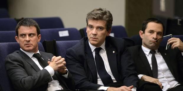 France: trois ministres débarqués du navire... avant un nouveau gouvernement mardi - La Libre