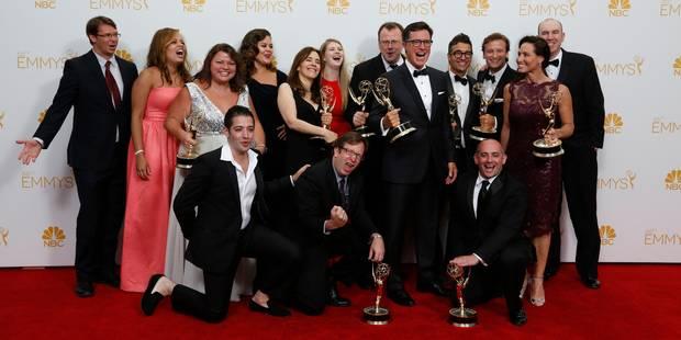 """Emmys Awards: """"Breaking bad"""" et """"Modern family"""" sacrés meilleures série - La Libre"""