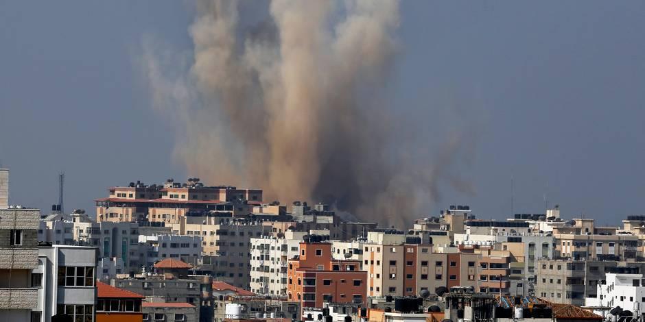 Gaza: nouvel effort de trêve égyptien au 50e jour de guerre
