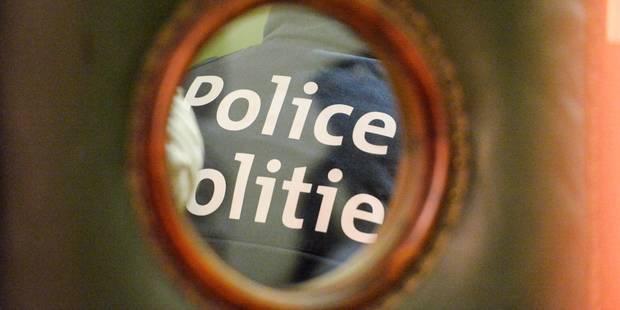 Les policiers ne veulent plus être filmés - La Libre