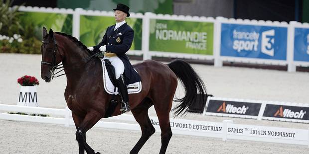 Médaille belge en vue en reining ? - La Libre