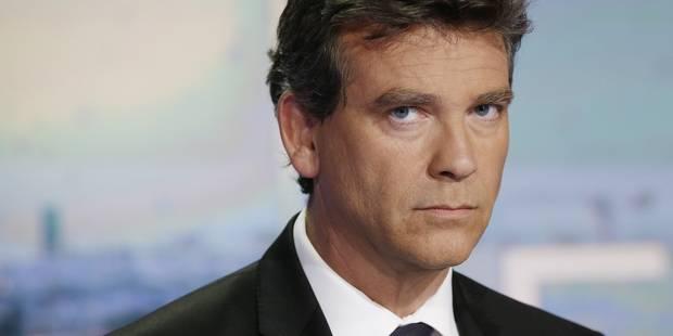 Montebourg, Hamon et Filippetti quittent le gouvernement - La Libre