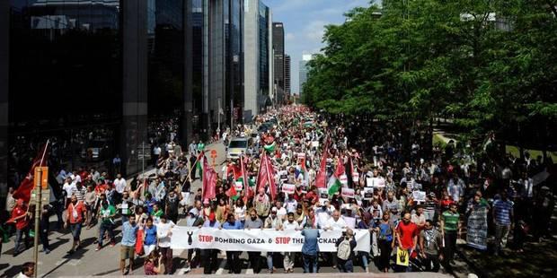 La LBCA porte plainte pour une pancarte antisémite - La Libre