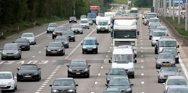 Plus de 7 millions de véhicules sur les routes belges, un record - La Libre
